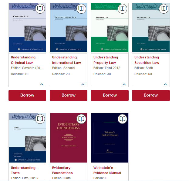 Did You Know The Library Offers Ebook Study Aids? | BLS Library Blog